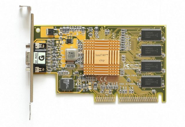 Intel i740 AGP