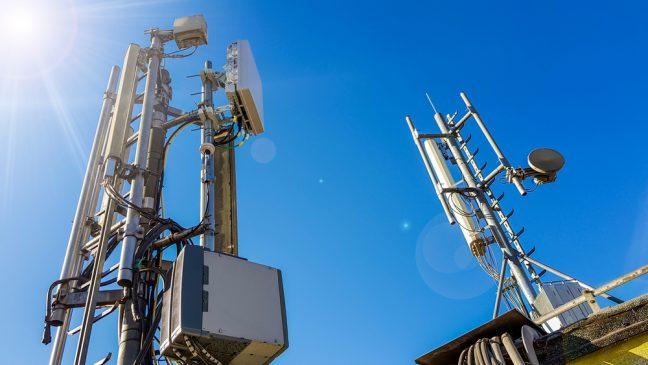 mobiele antenne 5G