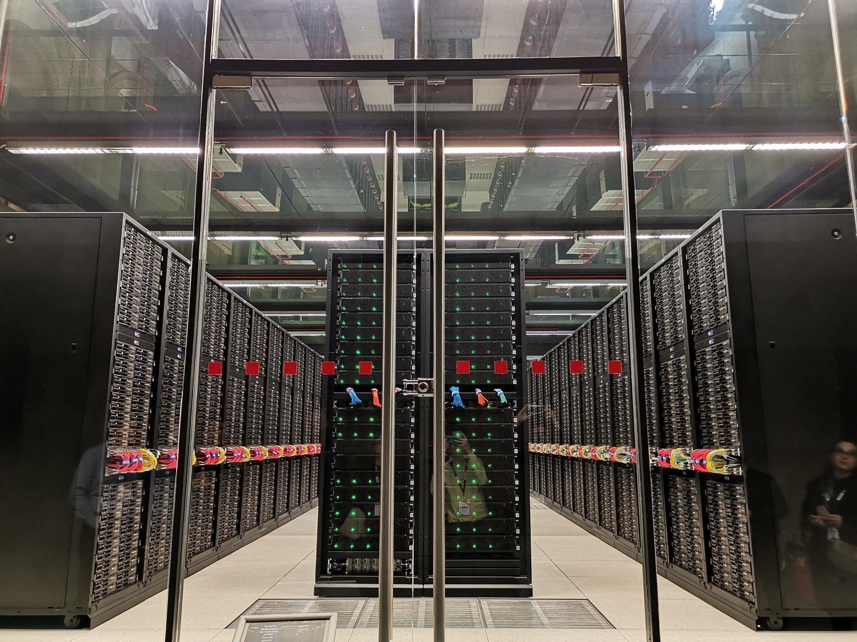 BSC Lenovo Barcelona