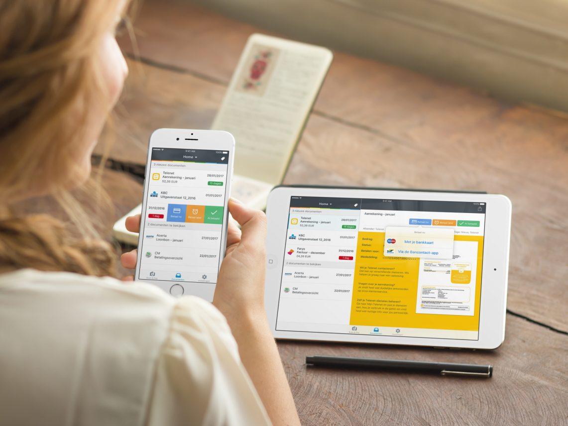Doccle wil meer gebruikers aantrekken met nieuwe functies