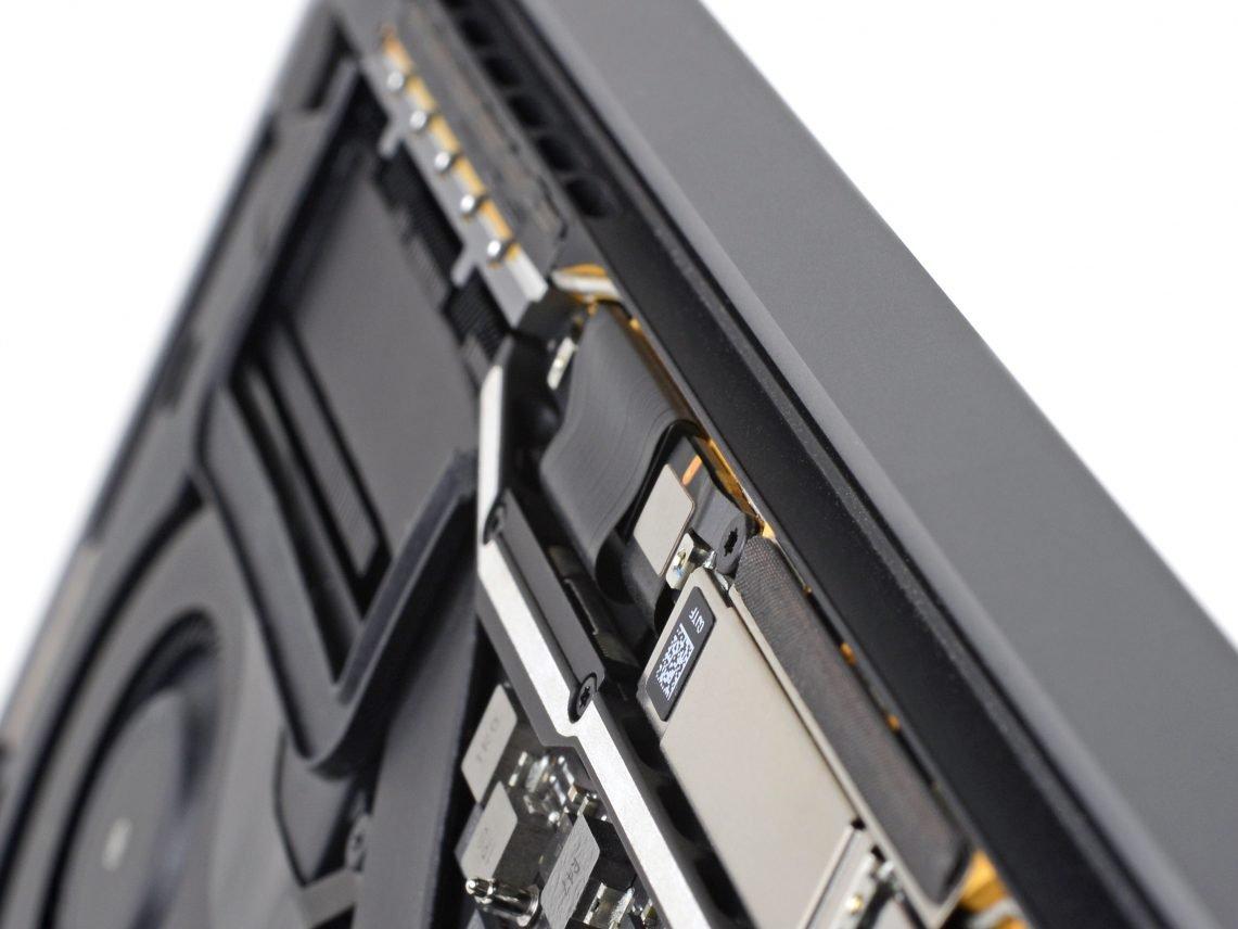 Macbook Pro lintkabel naar scherm