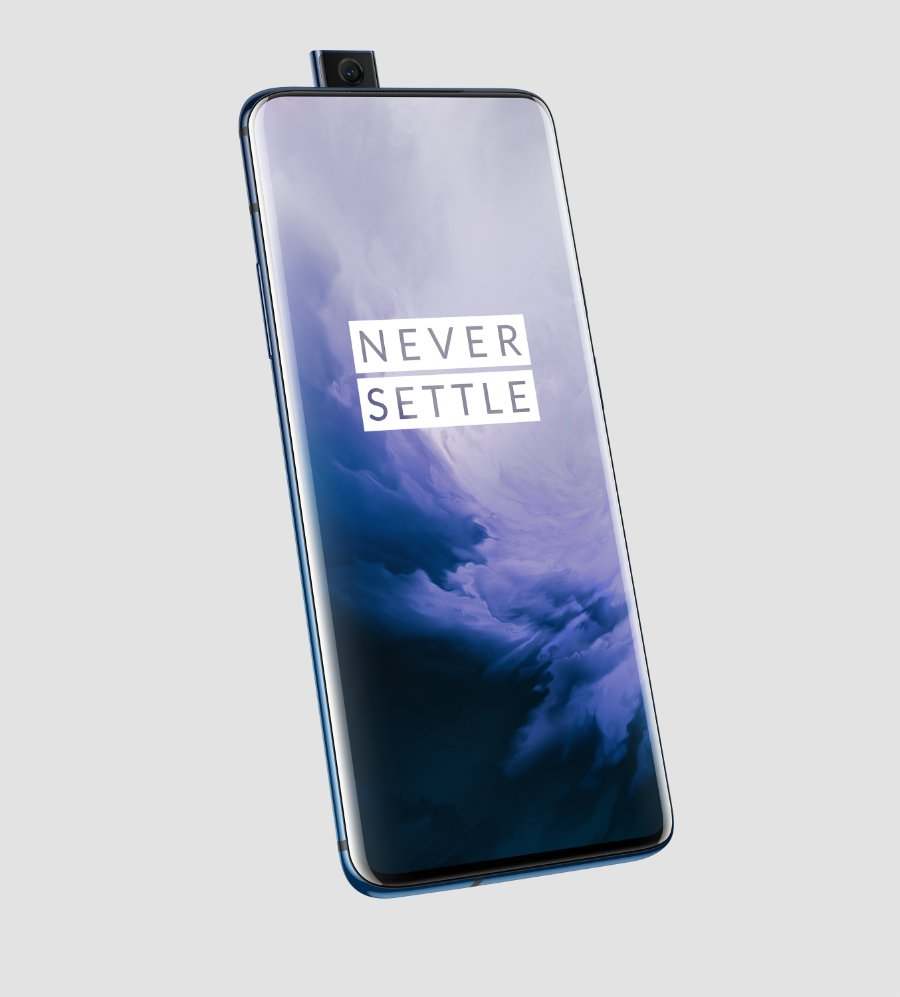 OnePlus 7 Pro pop-up