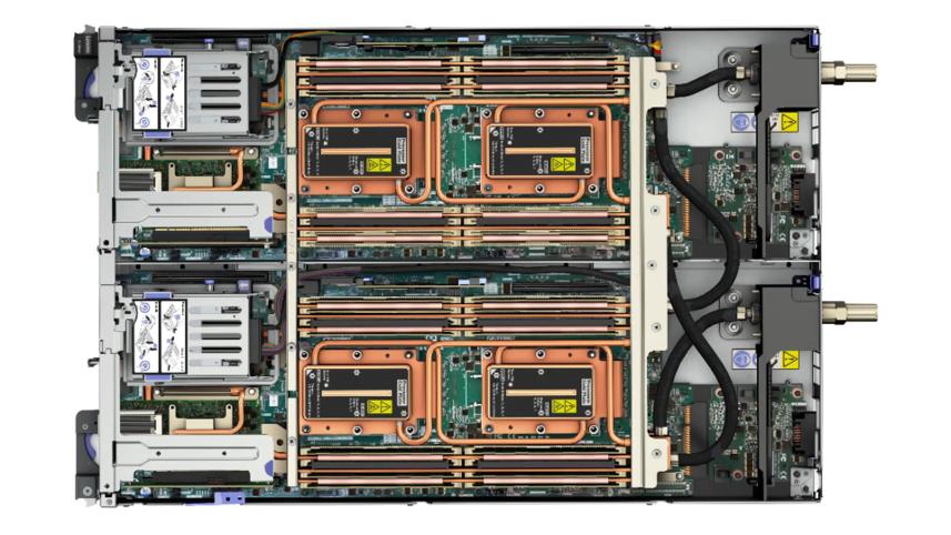 waterkoeling lenovo SD650 2