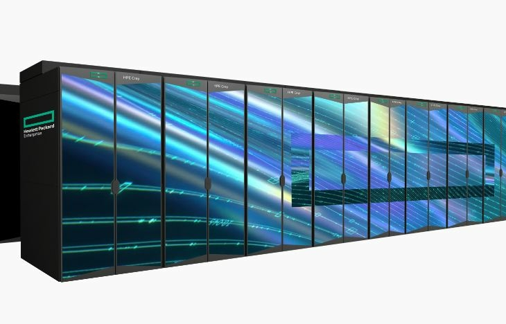 lumi supercomputer