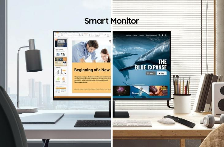 Samsung Smart Monitor M7 M5
