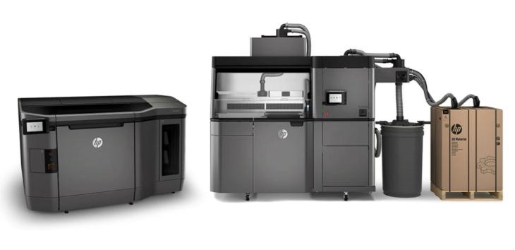 HP JetFusion 3D Printer