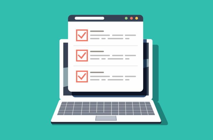 checklist event vacature