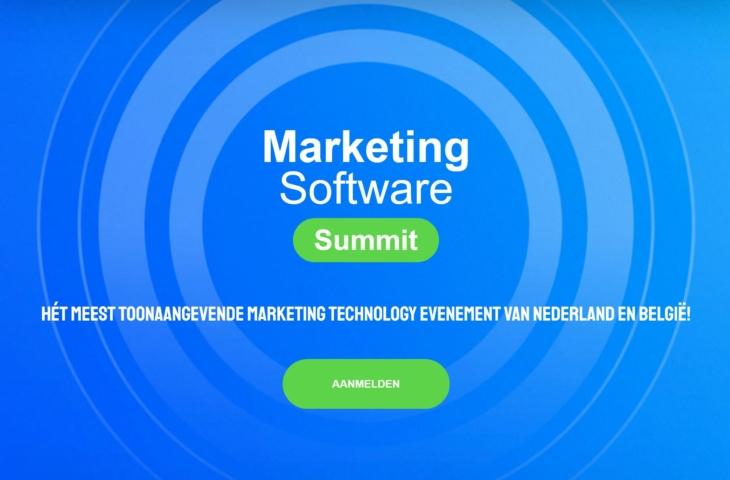 Marketing Software Summit