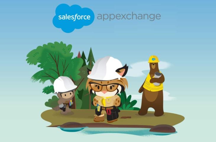 salesforce-app-exchange