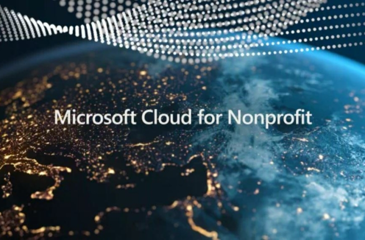 Microsoft Cloud for nonprofit