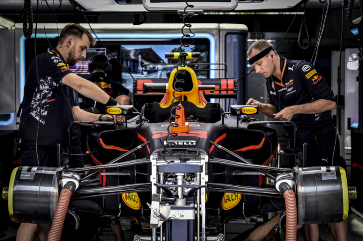 Citrix Red Bull Racing
