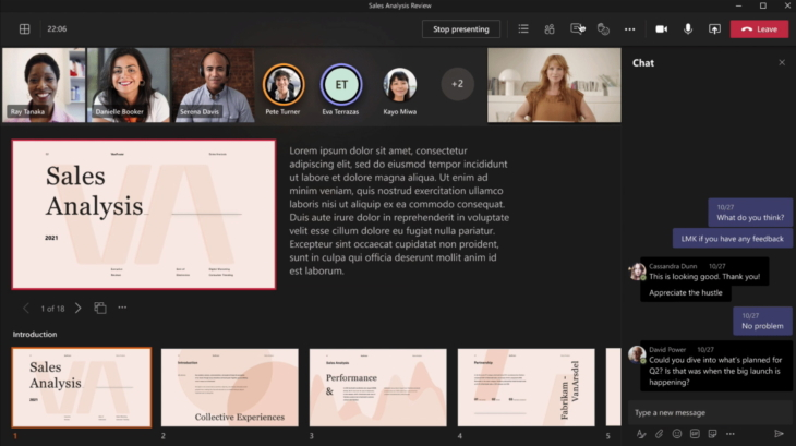 Powerpoint live