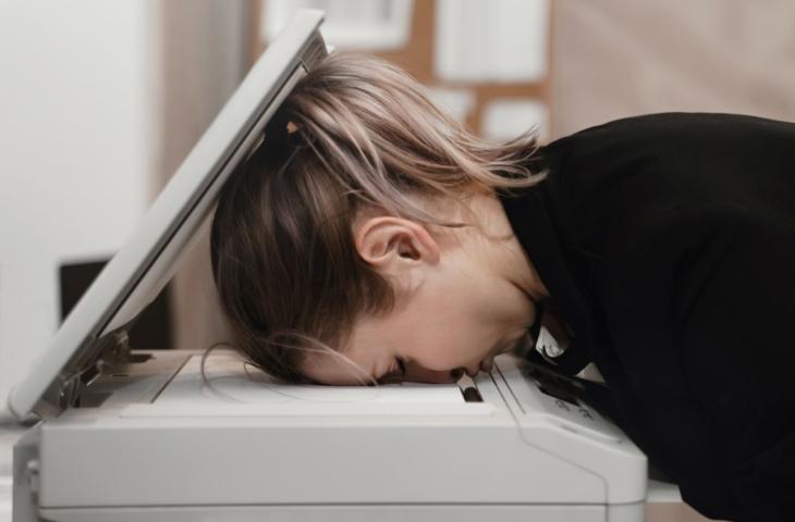 printer probleem