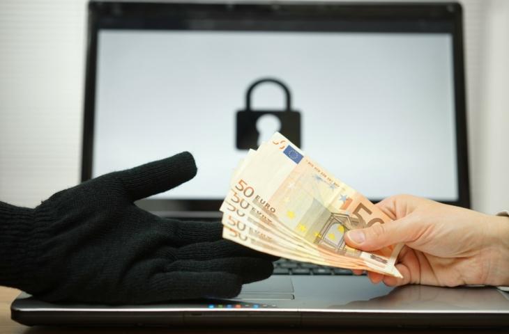 ransomware geld
