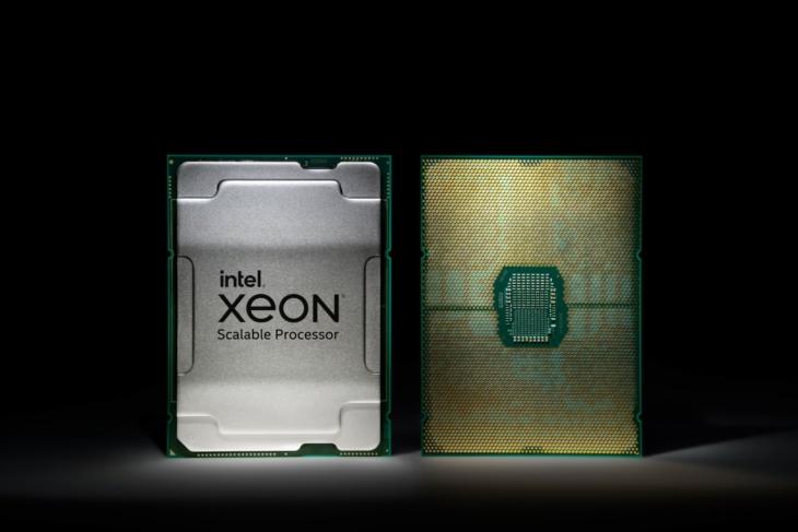 Intel Xeon Scalable gen 3