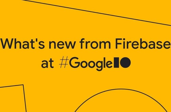 Firebase Google IO banner