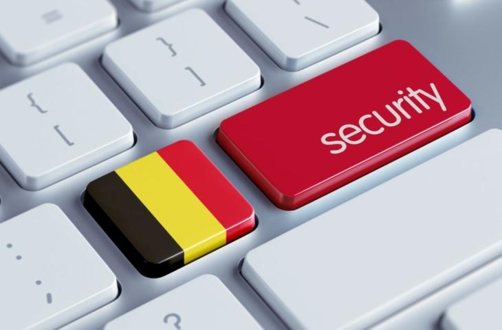 belgie security