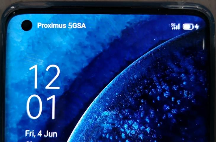 Proximus 5G SA