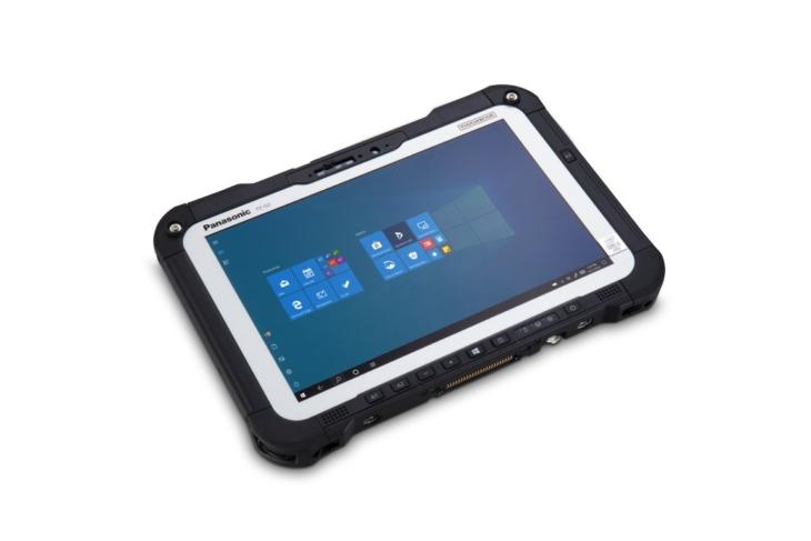 panasonic touchbook G2 tablet
