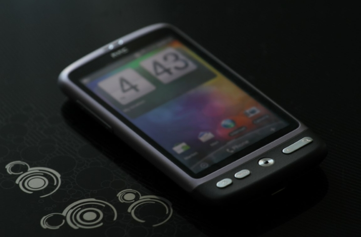 htc desire android