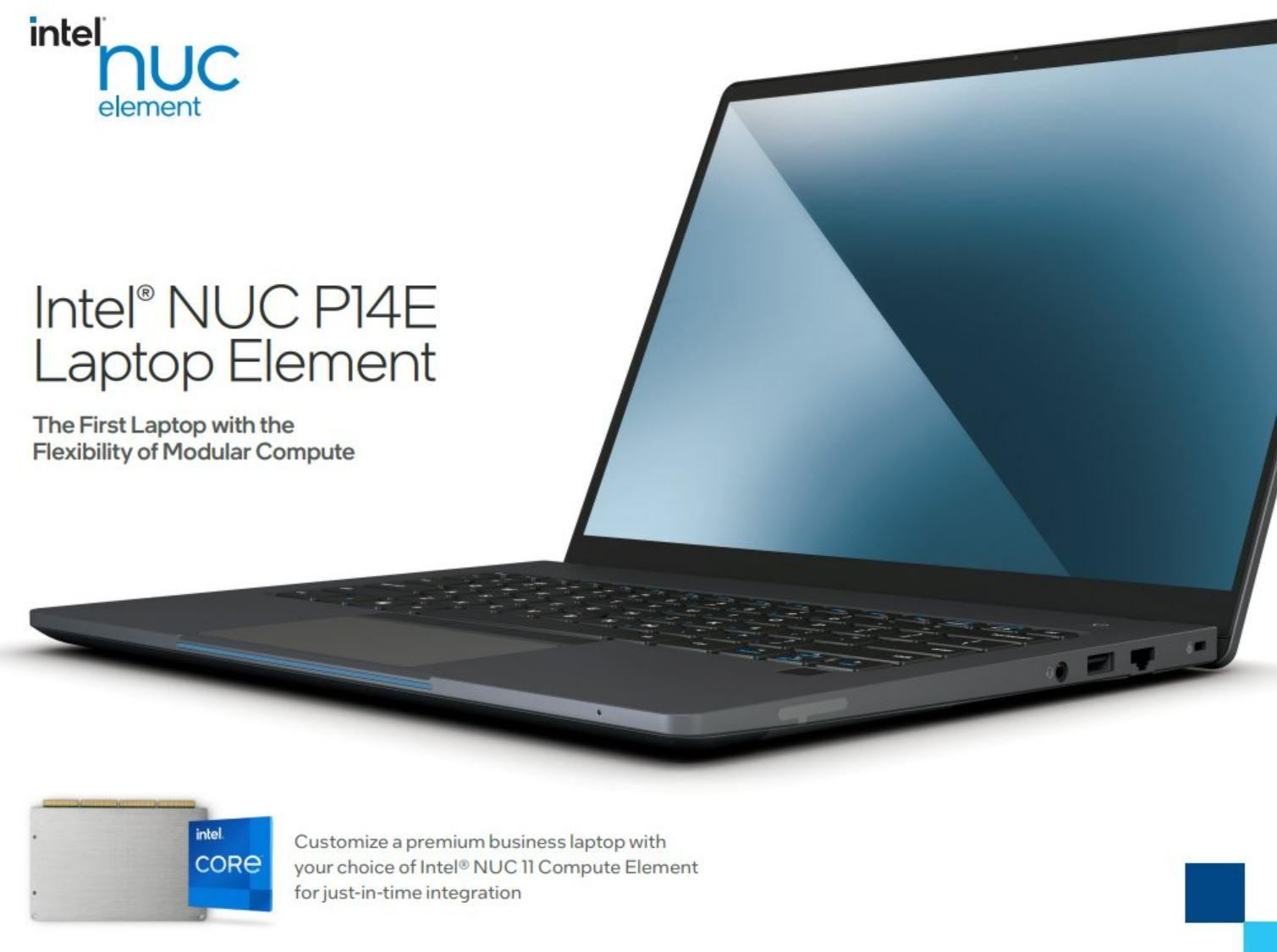 Intel NUC P14E