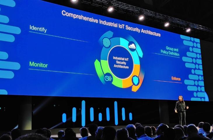 Cisco IoT Security Architecture