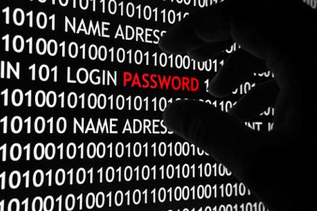 hacker password
