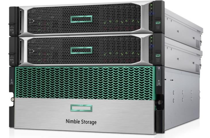 HPE SDCG_Nimble Storage dHCI_side