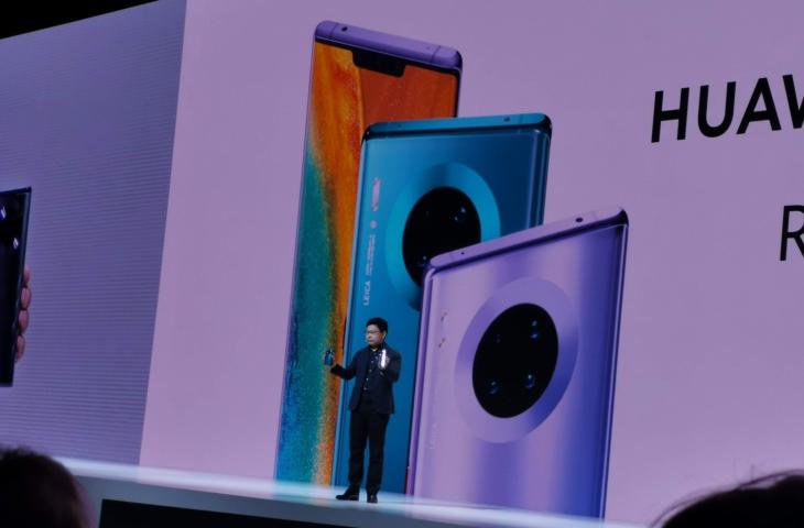 Huawei Mate 30 en Mate 30 Pro