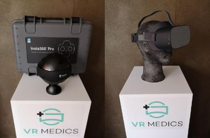 VR medics