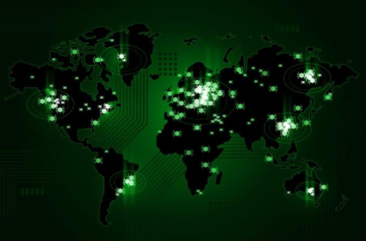 global cyber attacks