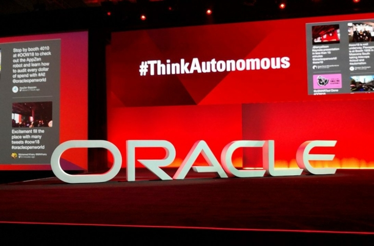 Oracle think autonomous