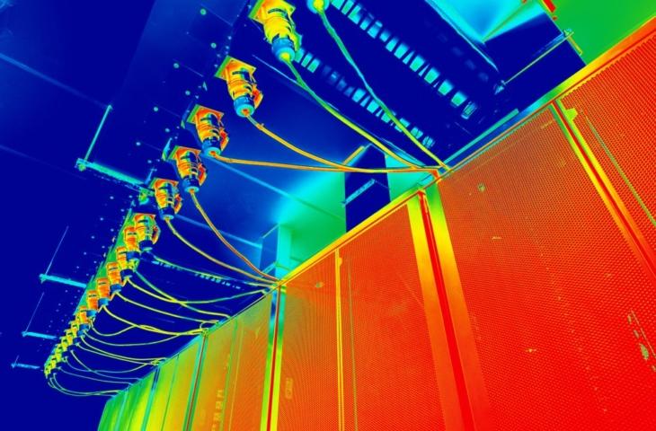 warm datacenter