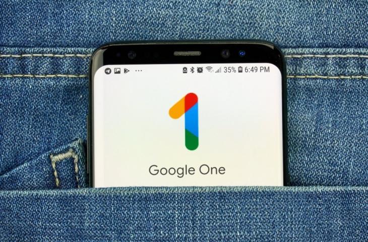 Google One beschikbaar in België