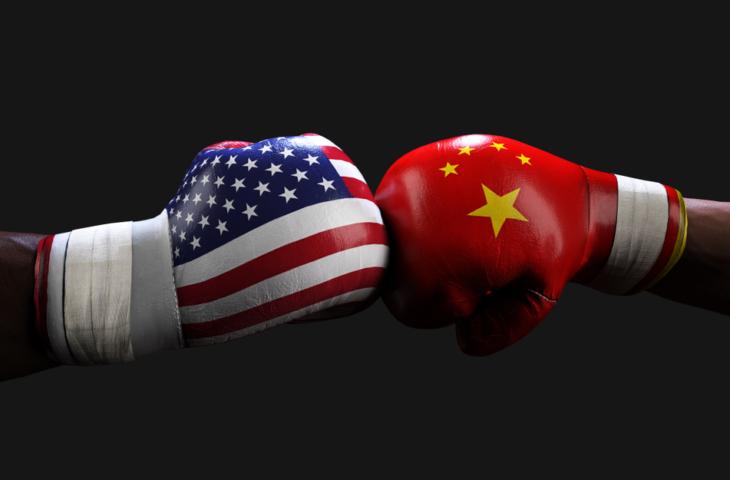 handelsoorlog VS tegen China