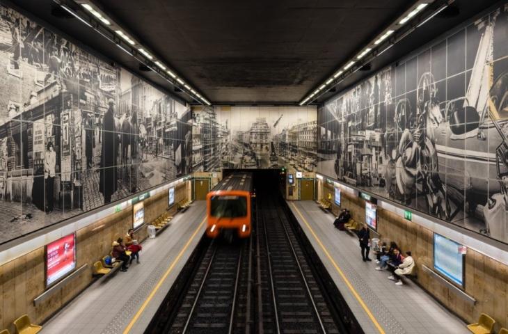 mivb metro brussel