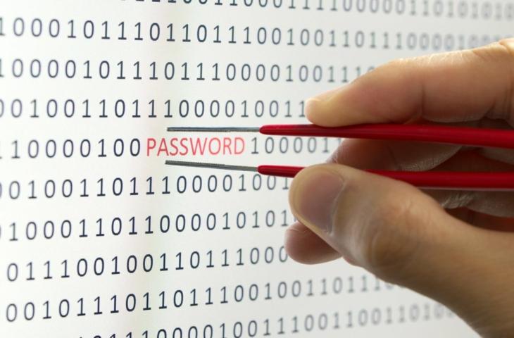 wachtwoord stelen