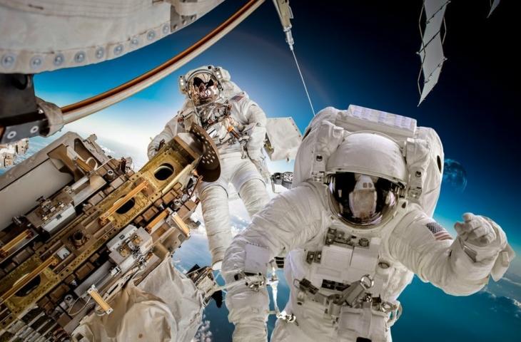 ISS ruimte HPE spaceborne computer