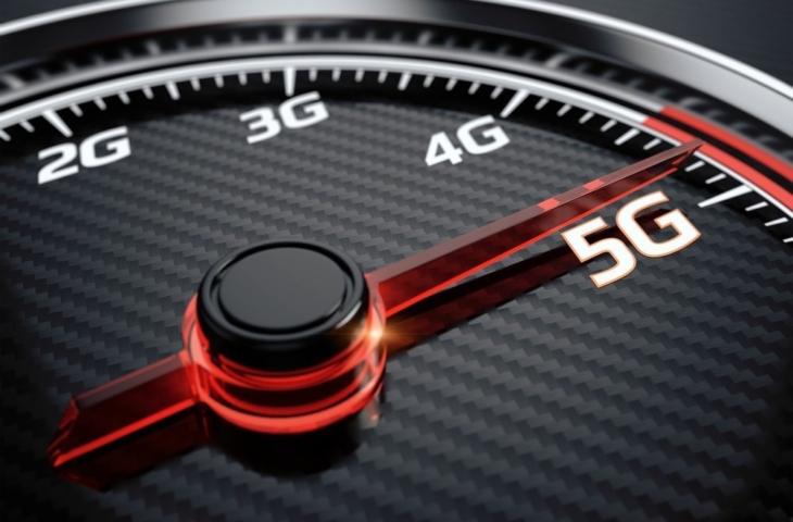 5G snelheid