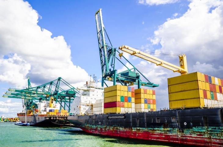 Containers Antwerpen