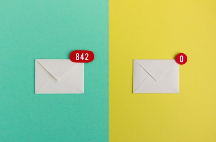 e-mail inbox zero