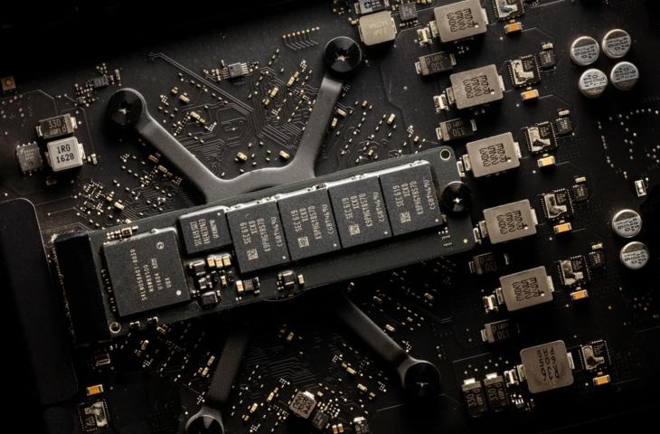 SSD flash geheugen